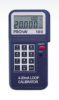 prova|4-20mA Loop Calibrator
