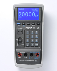 prova|Multifunction Calibrator + Function Generator