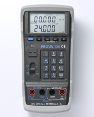 prova|4-20mA Loop Calibrator + Thermometer